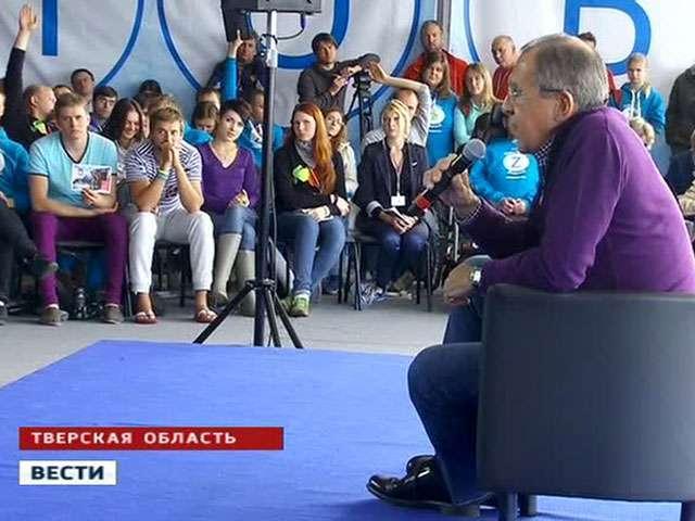 Сергей Лавров выдал секреты русского характера поколению Z