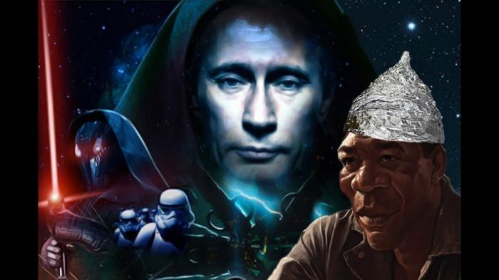 Морган Фримен воюет с Россией, взгляд американских патриотов