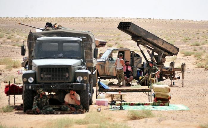 Битва за Сирию: оперативная обстановка, прогнозы