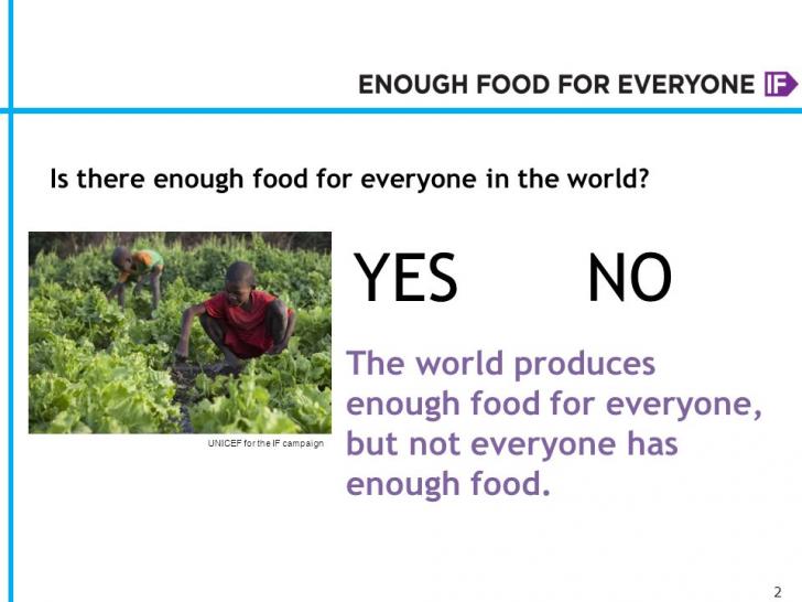 Кто кого объедает: доклад ООН показал, что достигнут новый рекорд века по голодающим