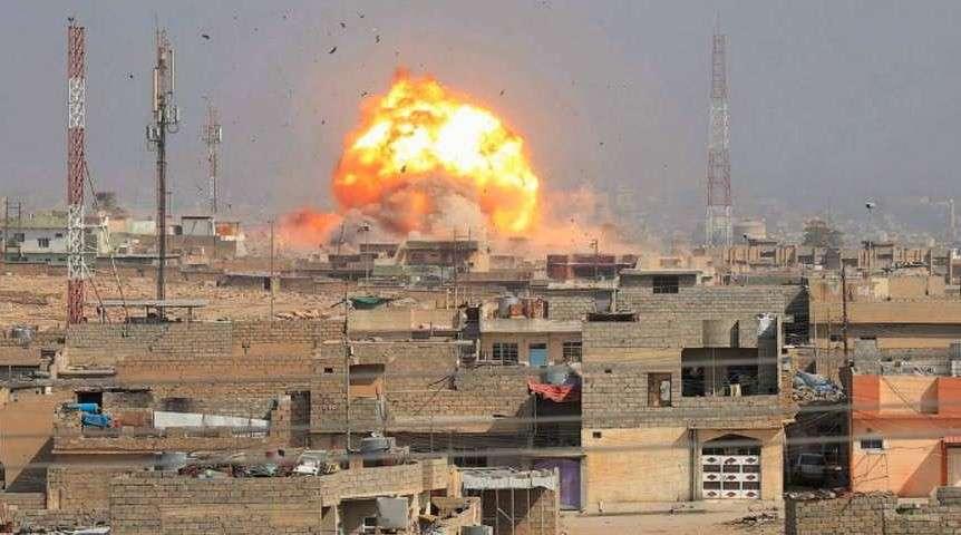 В Сирии коалиция бандитов во главе с США убила больше мирных жителей, чем террористов