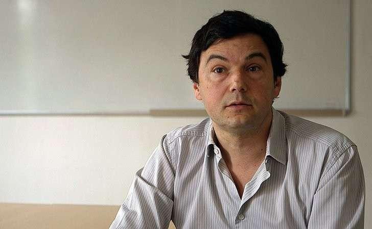 Пикетти - автор бестселлера «Капитал в XXI веке», прозванный Карлом Марксом нового столетия Фото: EAST NEWS