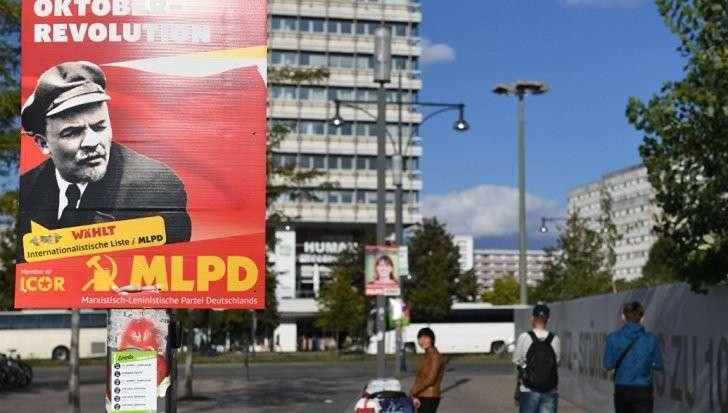 В Германии сегодня состоятся выборы в Бундестаг