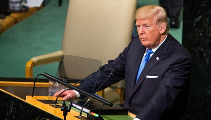 Дональд Трамп ответил на речь главы МИД Кореи, назвавшего его психом
