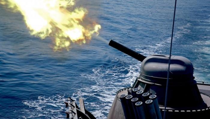 ВМФ России: огненный ливень. Самое грозное многоствольное оружие России и США