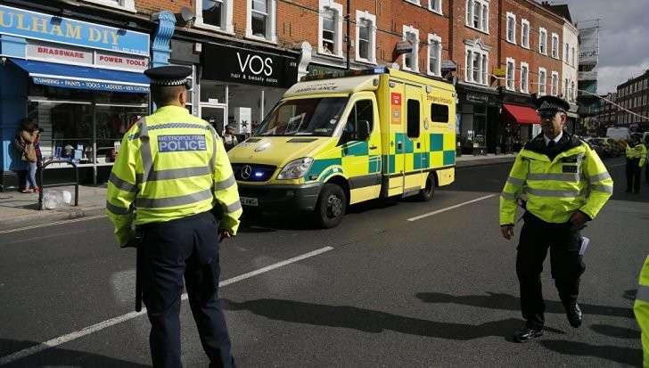 Лондон: в торговом центре распылили ядовитую дрянь