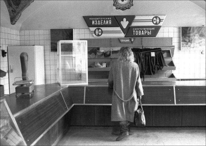 Дефицит в СССР: как жили советские люди в конце 1980-х годов. Фотообзор