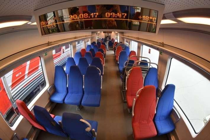 Поезда «Ласточка» соединили Петрозаводск иВеликий Новгород
