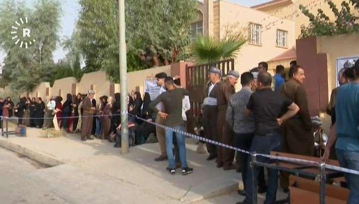 В Ираке назревает серьезный кризис: Курдистан проводит референдум о независимости