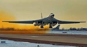 Россия, «Белый лебедь» Ту-160 и почему мы безсмертны