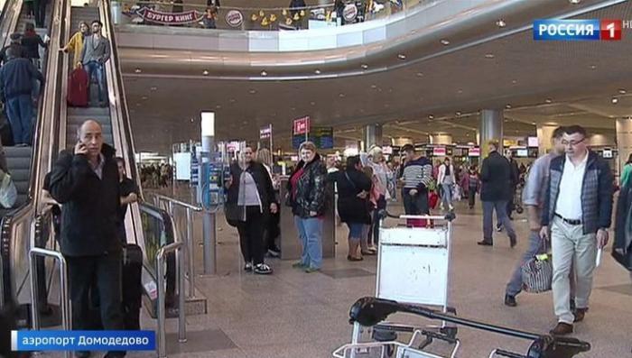 В Домодедове пассажиры часами ждут вылета, из-за долговых проблем «ВИМ-Авиа»