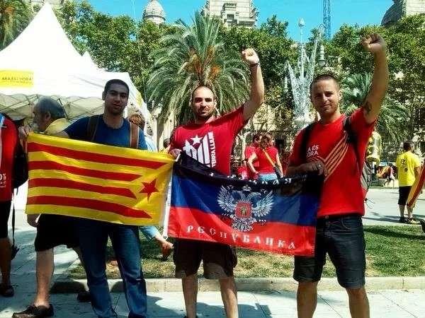 В Испании начался первый этап собственной «АТО по борьбе с сепаратизмом»