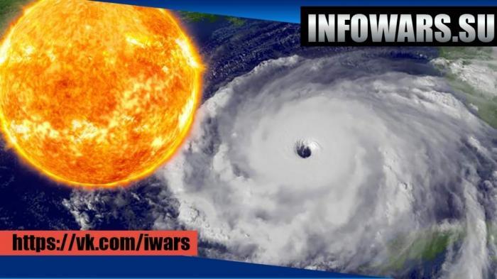 Ураганы Харви и Ирма, Солнечные циклы, Погодные аномалии