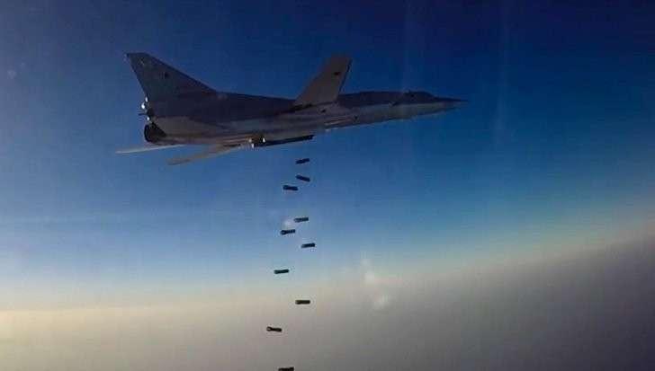 Сирия, Идлиб: ВКС России нанесли 10 ударов по объектам наёмников США