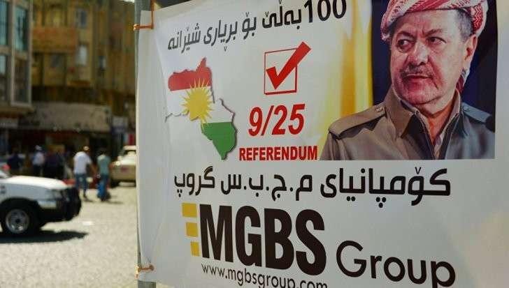 Референдум в Курдистане: предварительные результаты не понравятся властям Ирака