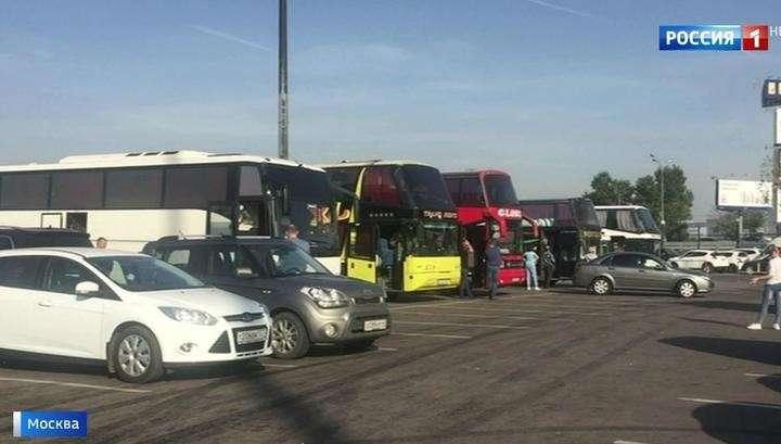 В Москве начались масштабные облавы на нелегальных перевозчиков
