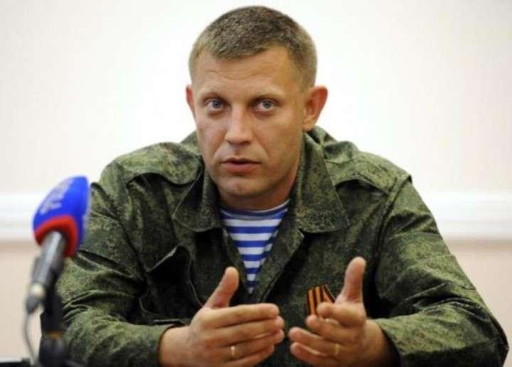 Захарченко: Добровольцев из России в армии ДНР около 4 тысяч