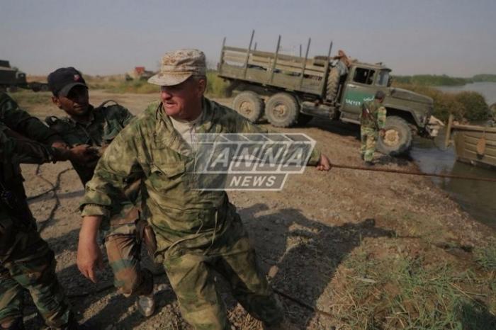 Сирия: по гибели российского генерала Валерия Асапова