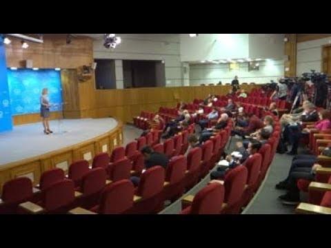 На Россию идет сильное давление фейками, – заявила Мария Захарова