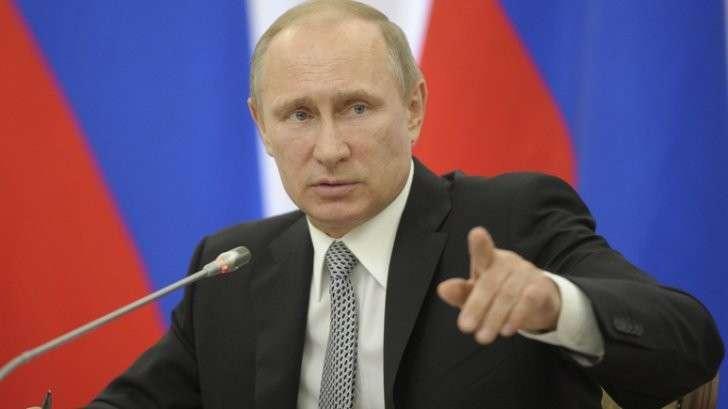 Владимир Путин поставил Западу шах и мат