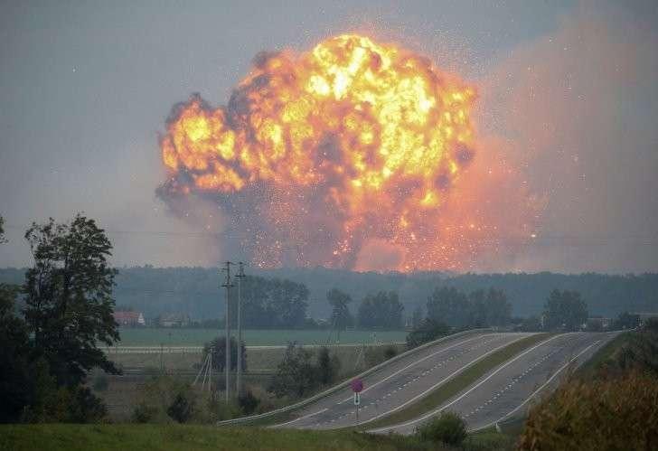 «Зря они это сделали». Кто взорвал склады боеприпасов под Винницей? — мнение