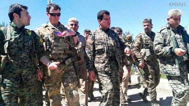 Новые доказательства сговора США, ИГИЛ и курдских формирований