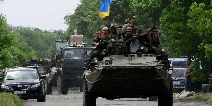 Украинские добровольцы дезертируют целыми батальонами