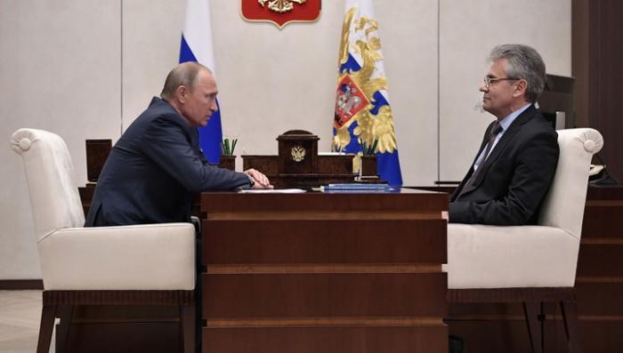 Владимир Путин утвердил Александра Сергеева главой РАН на пять лет