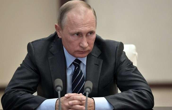 Владимир Путин: США свои обязательства по ликвидации химоружия не выполняют