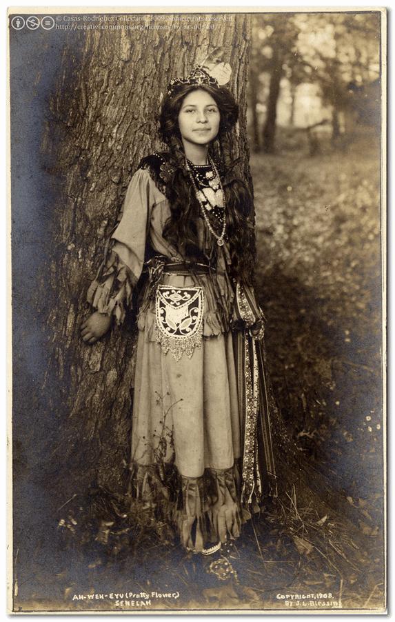 Геноцид индейцев в Америке – ширма за которой спрятано другое преступление европейцев
