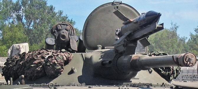 Как советские «Фаготы» и «Конкурсы» уничтожают Абрамсы и Меркавы
