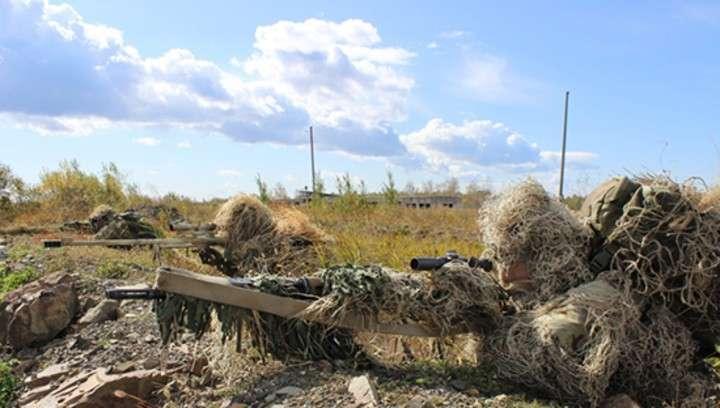 Российские снайперы осваивают одну из самых мощных винтовок в мире: АСВК «Корд»