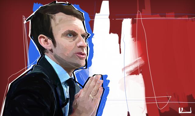 План Эммануэля Макрона: Соединенные Штаты Европы во главе с Ротшильдами
