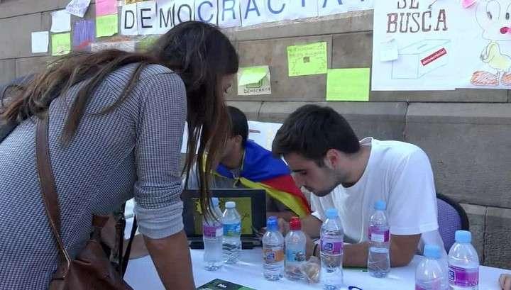 Референдум в Каталонии: активные меры по недопущению развала страны набирают обороты
