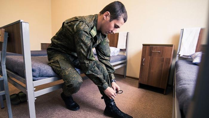 Служба по призыву в Российской армии за последние годы заметно изменилась