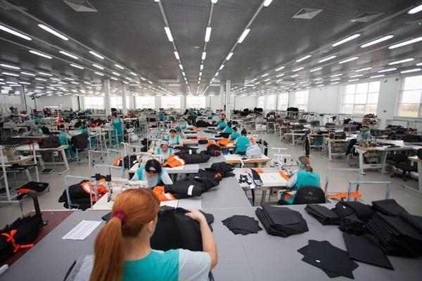 Впригороде Сургута открылся крупнейший в Югре корпус швейной фабрики