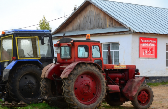 «ВИМ-авиа» оказалась прописана в обшарпанном здании на окраине села в Татарстане