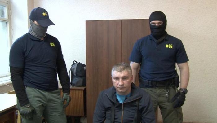 В Крыму ФСБ задержала двух россиян, шпионивших в пользу Киева