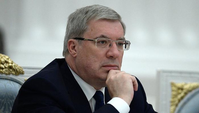 Владимир Путин уволил Толоконского с должности губернатора Красноярского края