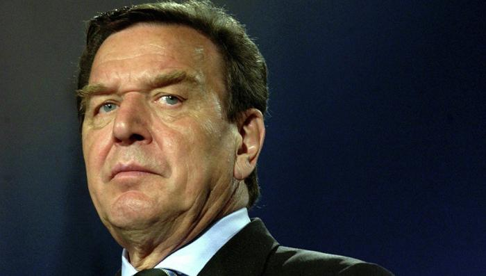 Герхарда Шредера избрали председателем совета директоров «Роснефти»