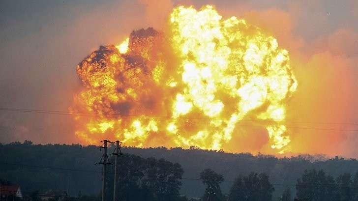 Калиновка: как пожар на военном складе под Винницей рассорил партии Ваьцмана и Яйценюха