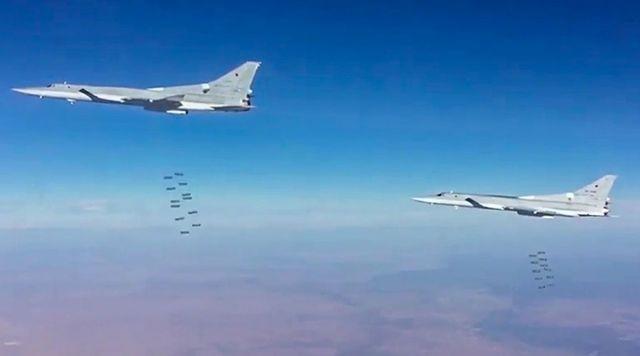Сирия: пиндосская подлость и ВКС России – побеждаем по очкам