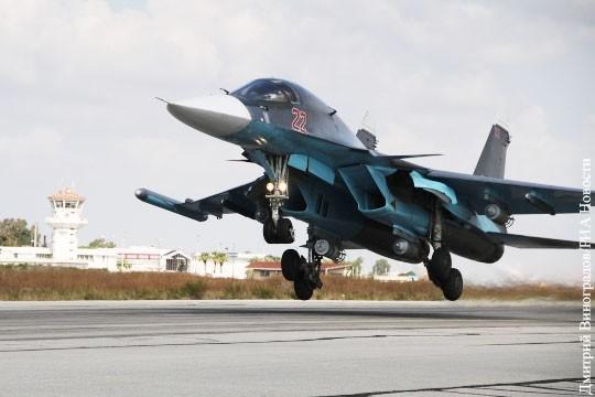Эффективность действий ВКС России в Сирии выглядит настоящей фантастикой