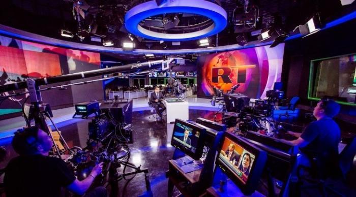 Телеканал RT– №1 в мире: преодолел отметку в 5 миллиардов просмотров на YouTube