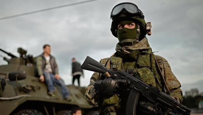Как снаряжен русский воин: автомат-трансформер и броня из керамики