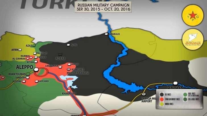 Результаты военной кампании России в Сирии от Южного Фронта