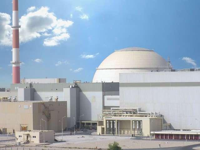 Россия и Иран договорились о сооружении двух новых ядерных энергоблоков