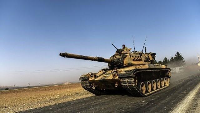 Турция начала ввод войск в сирийскую провинцию Идлиб