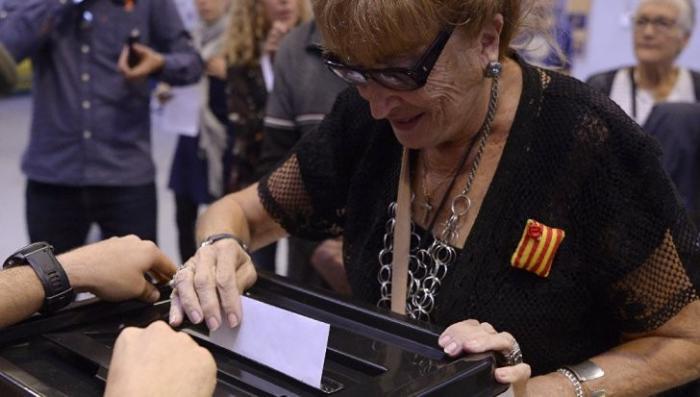 Каталония: стартовал референдум о незалежности от Испании