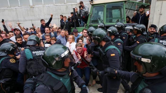 Референдум дураков в Каталонии – прямая трансляция